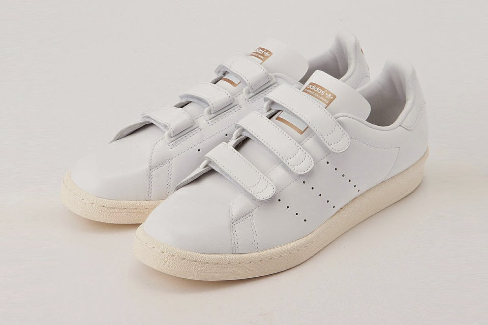 38e4c799d8d80 United Arrows   Sons x adidas Originals Master DOPE!!!! The adidas Master  was first introduced in the 70s as a special sneaker for referees.