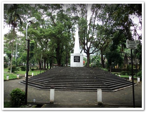Taman Sari Pangkalpinang - Tempat Wisata di Pangkalpinang