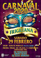 Frigiliana - Carnaval 2020