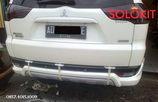 pajak grand new avanza 2016 jual bekas bodykit pajero sport limited | solo abs plastic