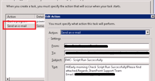 Abhay A Joshi: SharePoint Server Daily Check Automation Script