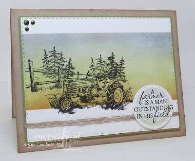 ODBD Plough the Fields, Card Designer Angie Crockett