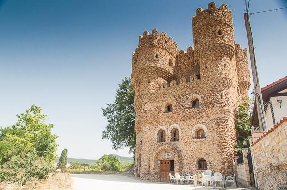 El castillo de las cuevas. El Sueño de Serafin.