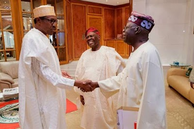 Buhari pulled a smart move at APC meeting, he did it for Tinubu