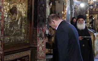 Αποτέλεσμα εικόνας για Η ΠΑΝΑΓΙΑ ΤΟΥ ΑΞΙΟΝ ΕΣΤΙ ο ναός στο πρωτατο αγιου ορους
