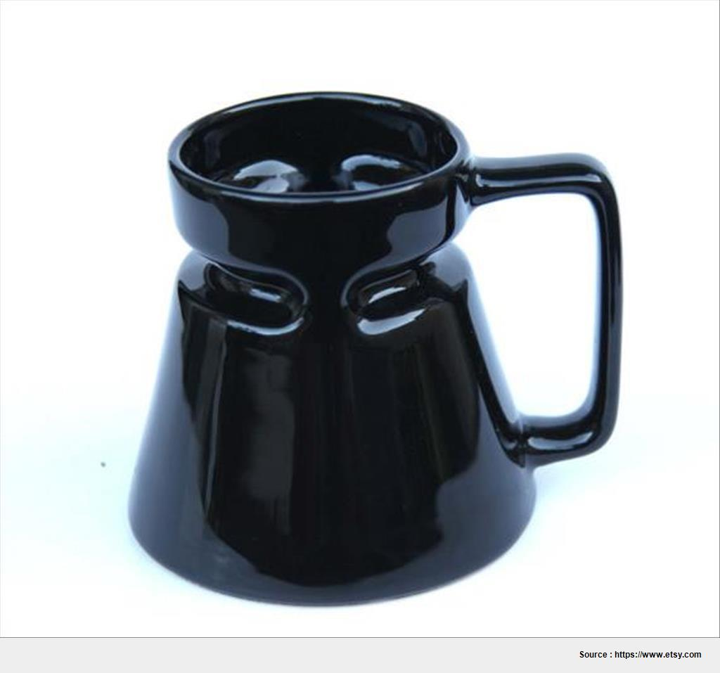 Best no tip ceramic coffee mug wall picture