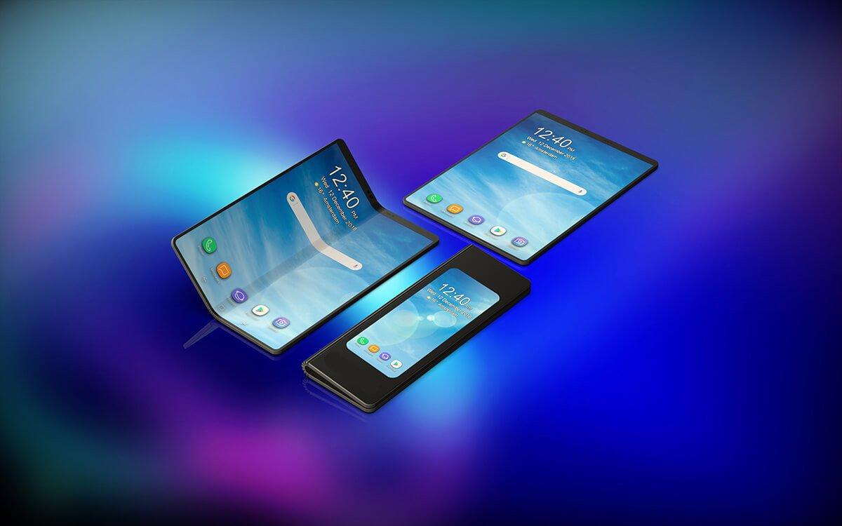 Galaxy Fold: El smartphone plegable de Samsung