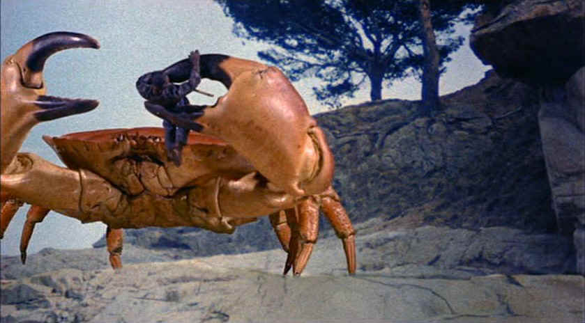 Image result for mysterious island 1961 gif
