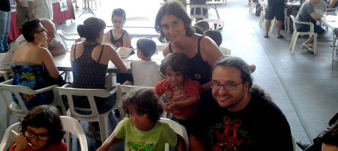 Maria y Antonio y progenie