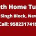 Best Maths Home Tutor in Hawa Singh Block Delhi
