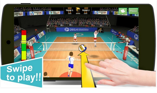download game volleyball apk