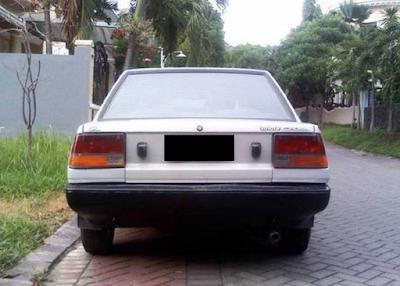 Eksterior Toyota Corolla GL