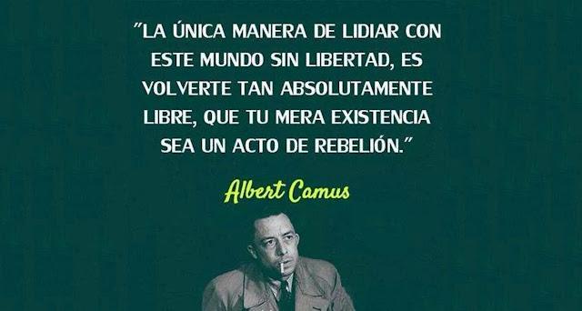 Los 3 antídotos de Albert Camus para el absurdo de la existencia