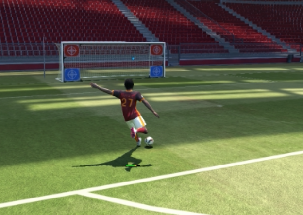PES2015 : HOW TO TRAIN YOUR SHOOTING SKILLS