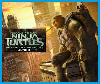 Film Teenage Mutant Ninja Turtles 2: Out of The Shadows