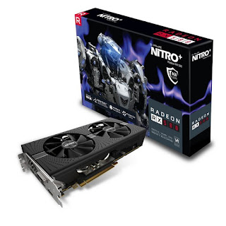 Radeon NITRO+ RX 580 8GB GDDR5 DUAL HDMI