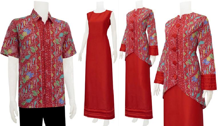 Model baju kurung terbaru batik melayu kombinasi bordir ...