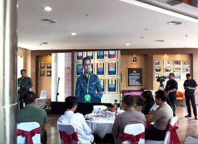 Sambutan Ketua KPI Pusat atas launching PMJnews.com