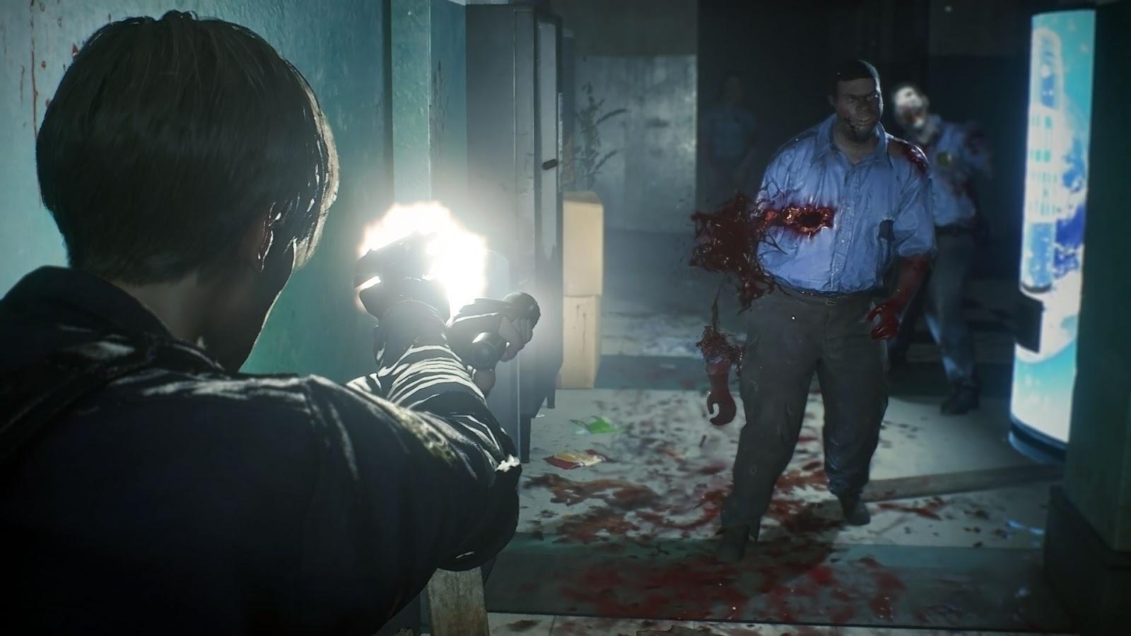 Así será el remake del videojuego 'Resident Evil 2'