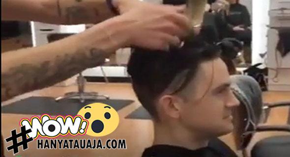 Cara Baru Untuk Potong Rambut, Biar Lebih Cepet Kayaknya