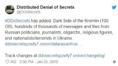 majoritatea materialelor care aruncă lumina asupra războiului rusesc din Ucraina, precum și relației dintre Kremlin și Biserica Ortodoxă Rusă etc. au fost publicate mai devreme în Rusia, Ucraina și în alte țări