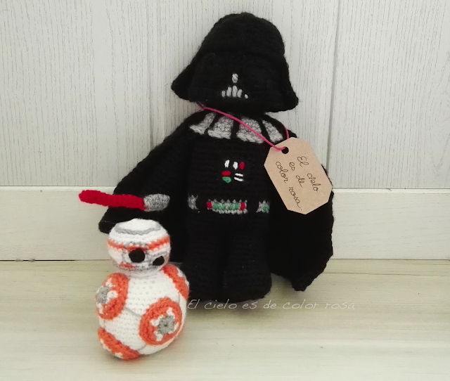 darth vader bb8 star wars