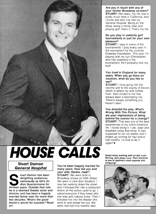 General Hospital: House Calls - Stuart Damon
