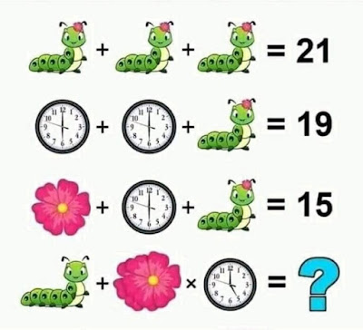 An open challenge: 99% will fail to solve this puzzle 2019