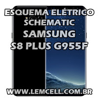 Esquema Elétrico Smartphone Celular Samsung Galaxy S8 Plus G955F Manual de Serviço  Service Manual schematic Diagram Cell Phone Smartphone Samsung Galaxy S8 Plus G955F Esquematico Smartphone Celular Samsung Galaxy S8 Plus G955F