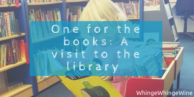 One for the books: The Toddlers' visit to the library