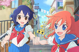 Flip Flappers Opening - Ending RAW