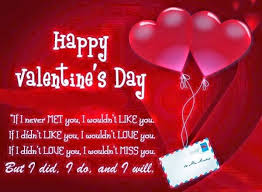 Happy Valentine  Day 2016 Wishes