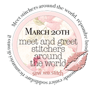 Meet and Greet Stitches from around the world