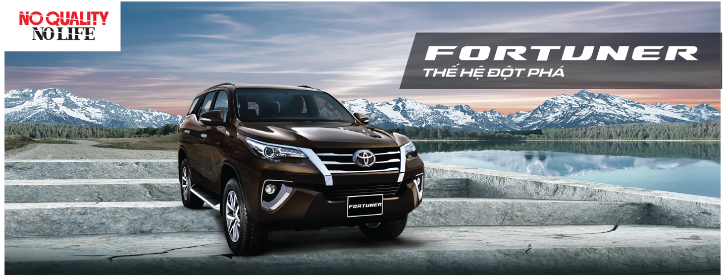 xe fortuner toyota