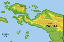 Sejarah Asal usul Terbentuknya Kepulauan Papua Indonesia