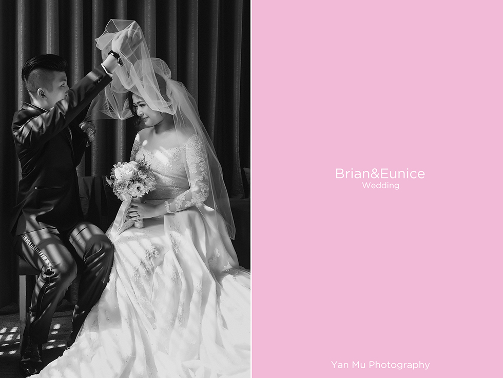 [婚攝] Brian&Eunice | 台中。林酒店 | The Lin