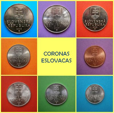 Coronas Eslovacas