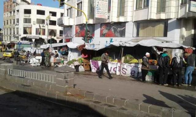 تنظيم 32 ضبطا تموينيا وإغلاق 4 محال مخالفة خلال شهر في السويداء
