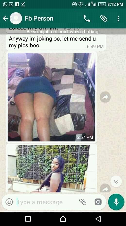 Facebook Scammer nabbed while imposing as a Lady
