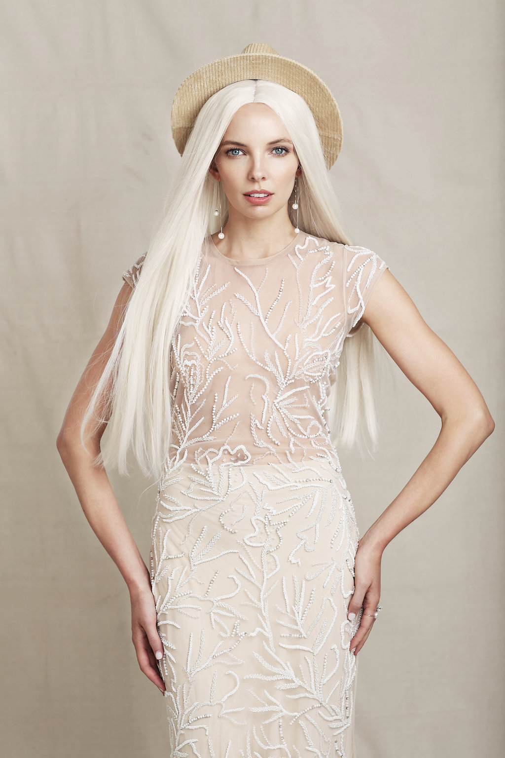 MODERN BOHEMIAN WEDDING DRESS DESIGNER AUSTRALIA