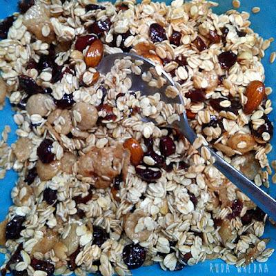 domowa granola skład
