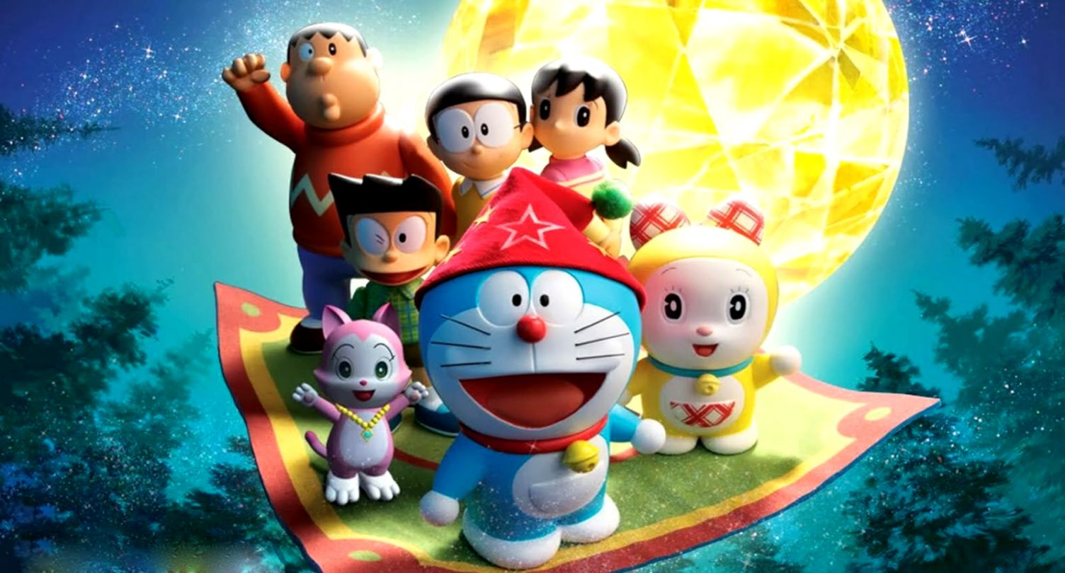 Doraemon 3d Wallpaper Wallpapers Sigi
