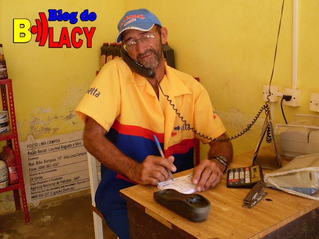 ARQUIVO DO BLOG DO LACY
