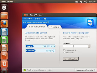 install teamviewer on linux
