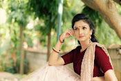 Surabhi santhosh sizzling pics-thumbnail-1