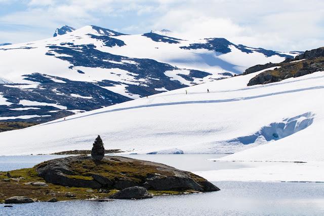 Stazione sciistica Sognefjellet Sommarskysenter