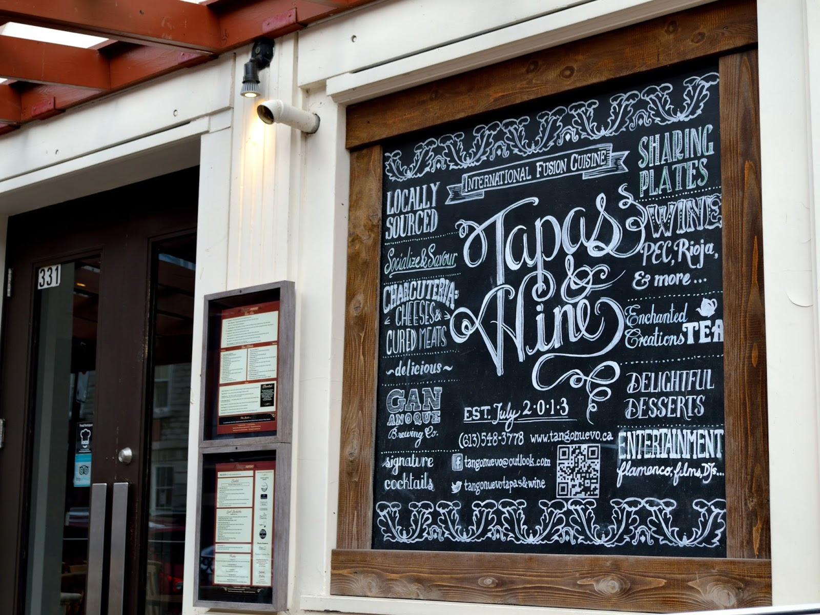 Flavours of Spain at Tango Nuevo