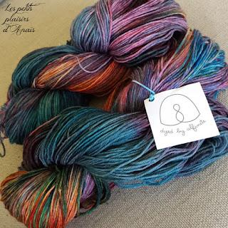 Dyed By Alfinete écheveaux