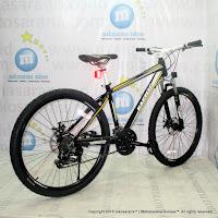 Sepeda Gunung Pacific Exotic 200 Aloi 26 Inci Black