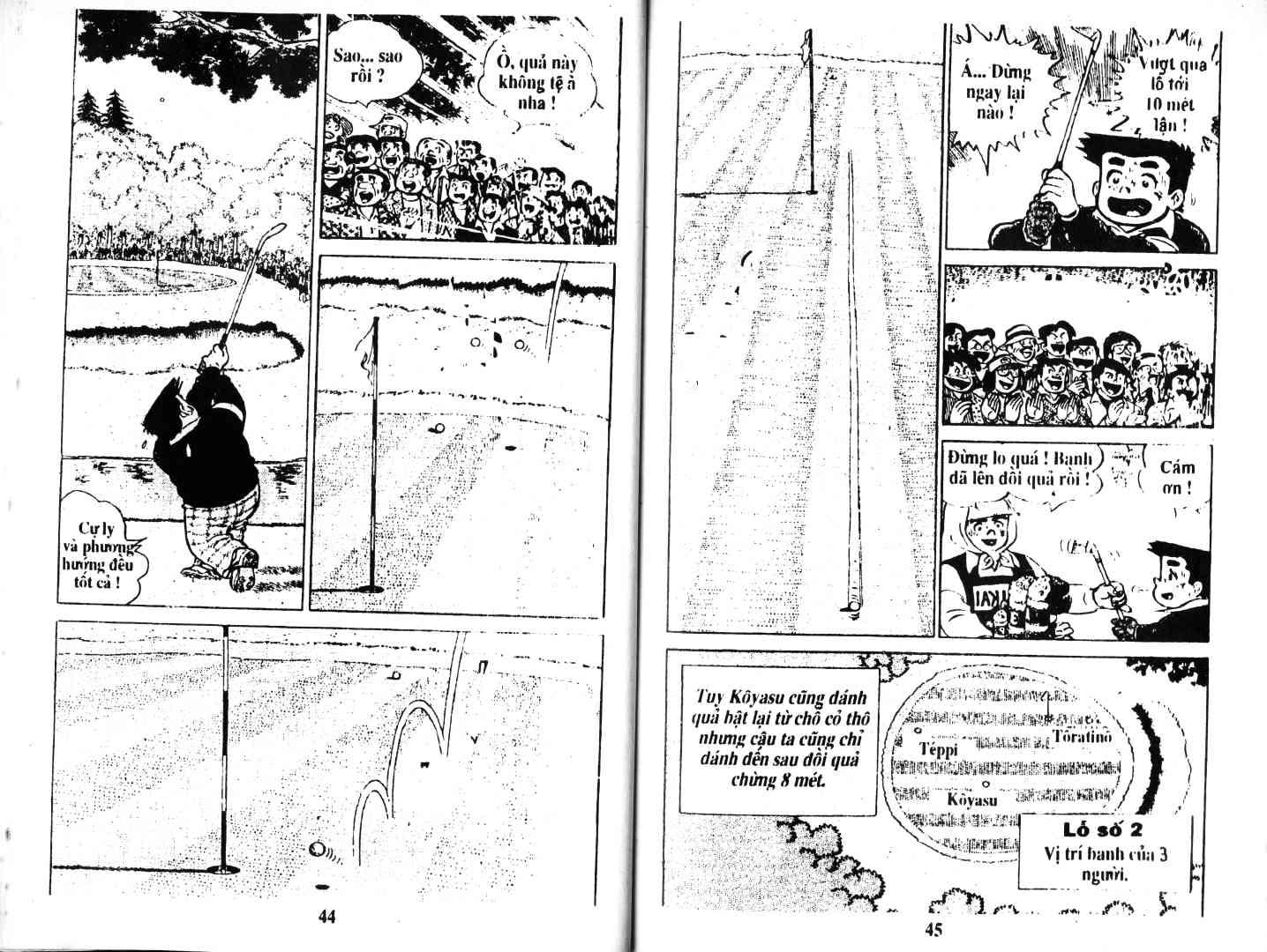 Ashita Tenki ni Naare chapter 42 trang 21